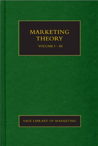 Marketing Theory (SAGE Library in Marketing)
