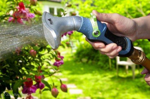 (Ray Padula RP-FSSR-B Series R Advanced Thumb Control Shower Nozzle)
