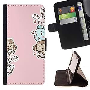 Dragon Case - FOR Samsung Galaxy Note 4 IV - All time is no time - Caja de la carpeta del caso en folio de cuero del tir¨®n de la cubierta protectora Shell