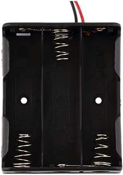 Caja de Almacenamiento de batería Universal Soporte de plástico ...