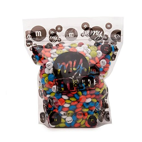 Birthday Custom M&M'S 2lb Bulk Candy -