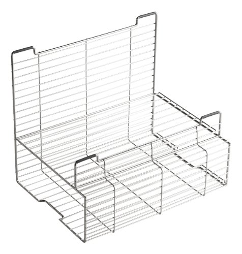 Kohler K-6236-ST Accessory Storage Rack for Stages 33'' and 45'' Sinks, Stainless Steel by Kohler