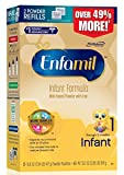 Enfamil  Infant Baby Formula - 33.2 oz Refill Box