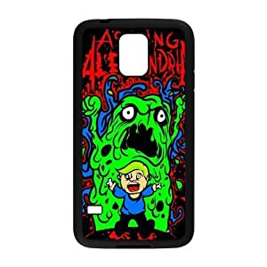 Asking Alexandria, Customized Back Cover Protector TPU For Galaxy S5 i9600, Samsung Galaxy S5 Case