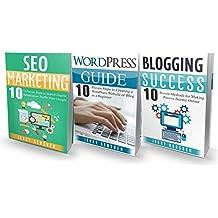 Internet Marketing: 3 Manuscripts: Wordpress, Blogging, SEO Marketing (Internet Business Book 1)