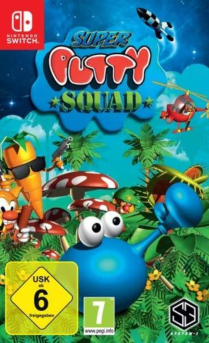 3 opinioni per Super Putty Squad- Nintendo Switch