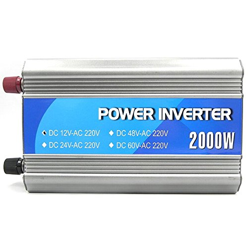 Weikin power inverter 2000W system product image