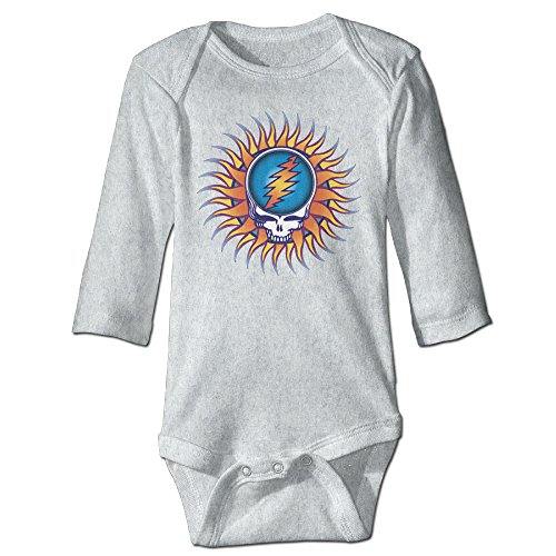 The Grateful Dead American Beauty Poster Baby Onesie Newborn Baby Clothes