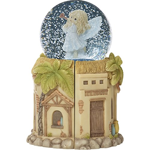 Snowglobe Scene Nativity (Precious Moments