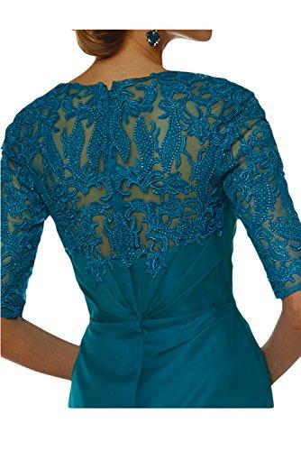 para Topkleider Topkleider mujer Vestido Vestido Azul 0atZBZ