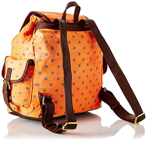 Bag Ladies Handbag Smith Orange Dot New Polka Rucksack Anna Backpack 0dEx8zwq