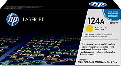 HP Color LaserJet Q6002A Yellow Toner Cartridge (Q6002A)