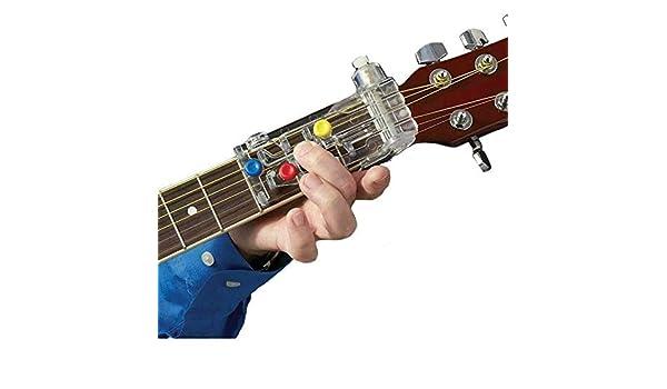 Loveablely Sistema de Aprendizaje de Guitarra de Acorde de Acorde ...