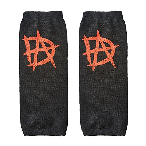 Dean Ambrose WWE White Arm Wrist Sleeves by WWE