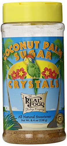 FunFresh Foods Coconut Palm Sugar, Crystals, 8.4 ounce (P...