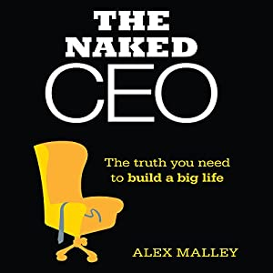 The Naked CEO Audiobook