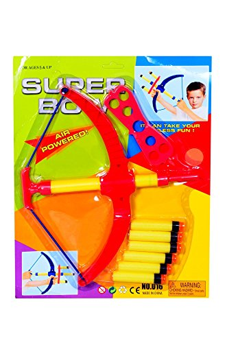 Vibgyor Vibes Archery Set Bow and Arrow for Kids-Colours and Contents May Vary from Illustrations