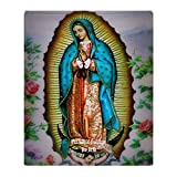 CafePress - Our Lady of Guadalupe - Soft Fleece Throw Blanket, 50'x60' Stadium Blanket