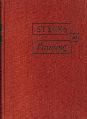 styles in painting a comparative study essay Self study questions for esl  you don't have to be a genius to write an interesting compare/contrast essay--you just have to look at ordinary things in a new.