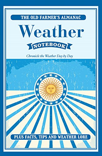 The Old Farmers Almanac Weather Notebook