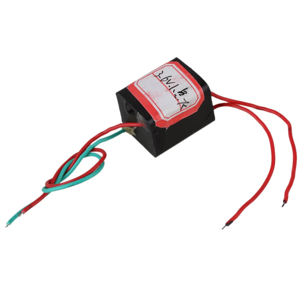 Yibuy DC 3.6  V-6  V 20  KV 20000  V Boost Step-Up Power Module Gé né rateur Haute Tension Tableau etfshop YBY20182371