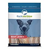Best Barkworthies Bully Sticks Usas - Barkworthies Beef Jerky Chews in Bag for Pets Review