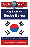 Key Facts on South Korea, Patrick Nee, 148407727X