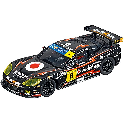 Carrera Digital 132, Chevrolet Corvette CR6 VODAFONE #8, 1/32 Slot Car