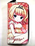 Your order is a rabbit? Zipper opening length long wallet purse Sharo Syaro
