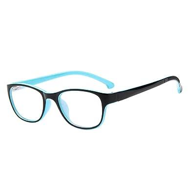 Fuyingda Enfants Optique Myopie Montures de lunettes Filles Garçons Full  Rim Classique Lunettes Cadre Clear Lens fa7070e36179