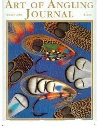 ART OF ANGLING JOURNAL - WINTER 2001 pdf epub