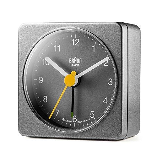 braun alarm clock instructions