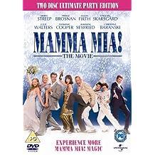 Mamma Mia! Special Edition (2 Discs) Region 2 Format DVD
