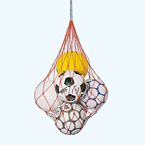 Donet 3 er Balltragenetz Ballnetz in Farbe orange
