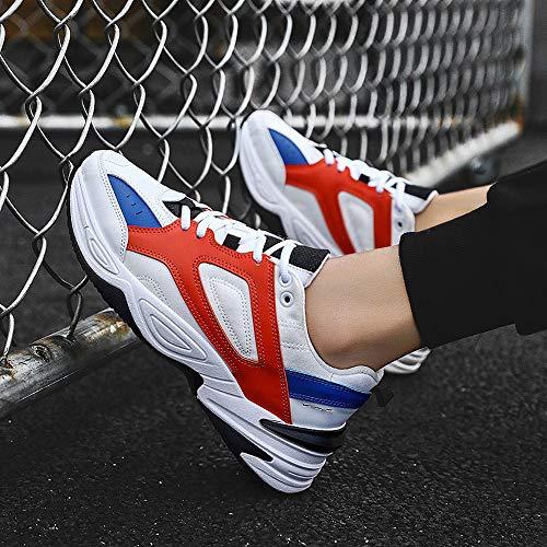 39 EU Red Uomo Rosso Give koiu Sneaker 5 q6wBgB