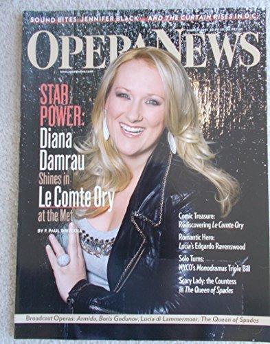 Opera News, March 2011
