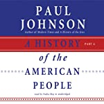 A History of the American People | Paul Johnson