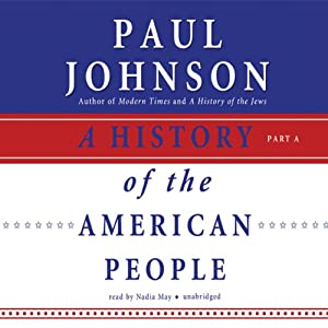 A History of the American People Audiobook