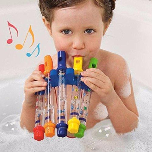 Coerni Educational Toys Kids Water Flute Whistles Music ()