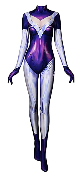 Amazon.com: DJ Sona League Of Legends traje de Cosplay traje ...