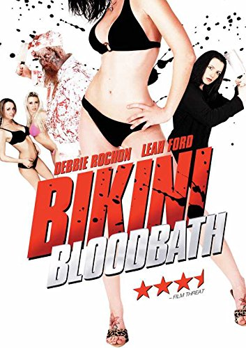 Reproduction of a poster presenting - Bikini Bloodbath 01 - Poster Print Buy Online