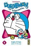 Doraemon, Tome 4 : by Fujiko-F Fujio (2008-01-10)