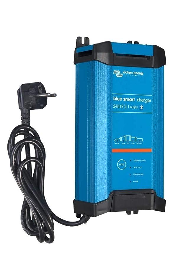 Victron Energy BPC241242002 Blue Smart IP22 Cargador 24/121 230 V ...
