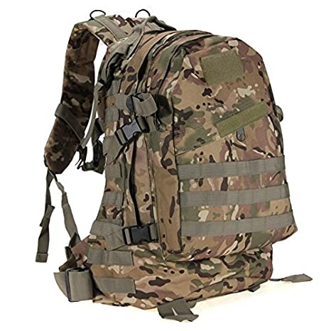 370ef6d8c8 Generic CP camouflage   MELIFE Outdoor 3D Military Army SWAT Tactical Molle  Backpack Camping Hiking Trekking