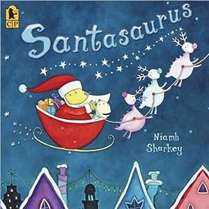 Santasaurus Audiobook