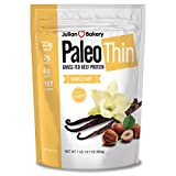 Julian Bakery : Paleo Thin : Protein Powder (Vanilla Nut) (Grass-Fed Beef (2 lbs) (30 Servings)