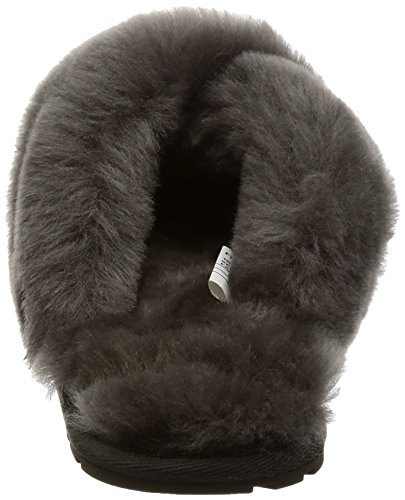 Sheepskin Womens EMU Slipper in Slippers Australia Red Wine Charcoal Mayberry qHPwPgSCvx