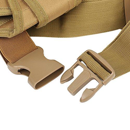 Drop Leg Holster, Right Handed Tactical Thigh Pistol Gun
