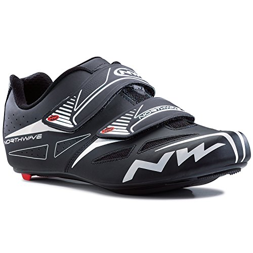 NORTHWAVE Chaussures velo route homme JET EVO noir