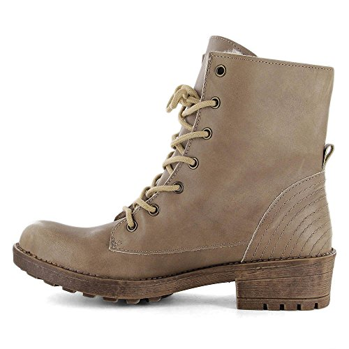 COOLWAY Mirna - Ankleboots Taupe rUJslZksxs